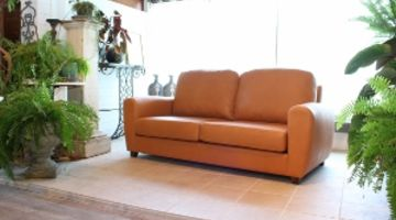 Mary 2.5 seater  Leather